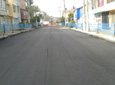 AV. CIUDAD DE CALI - TRANSVERSAL SUBA A CALLE 125