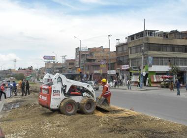 INTERVENCIONES MALLA VIAL TUNJUELITO Y CIUDAD BOLIVAR